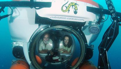 How a Team of Submersible-Bound Scientists Redefined Reef Ecosystems