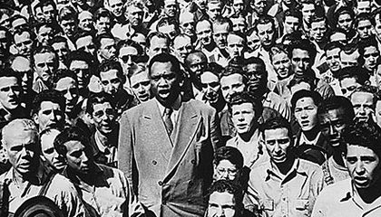 What Paul Robeson Said