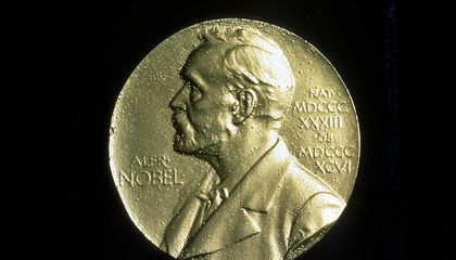 The Perks and Pitfalls of Being a Nobel Laureate: Early Mornings, Performance Anxiety