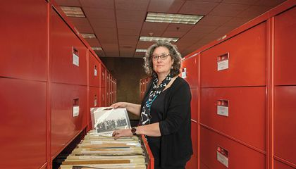 80,000 Ways to Search the Archive