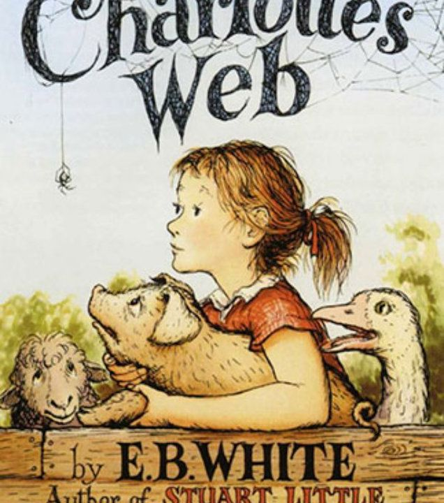 "How E.B. White wove ""Charlotte's Web"""