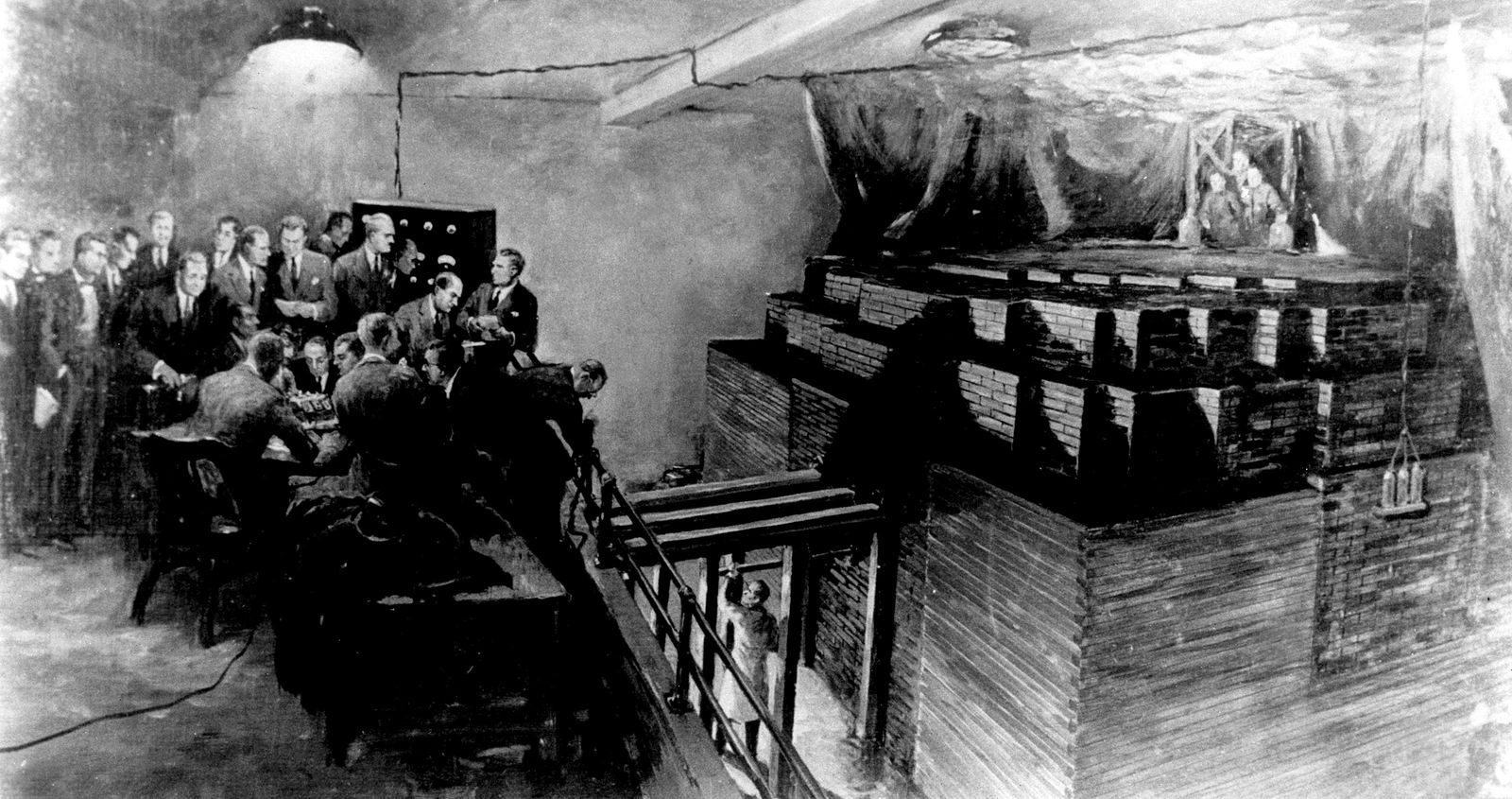 How the First Man-Made Nuclear Reactor Reshaped Science and Society