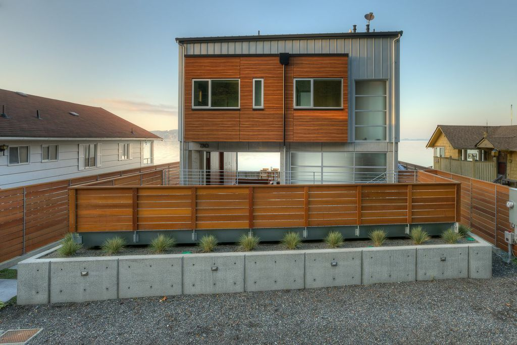 This House is Built to Withstand the Force of a Tsunami