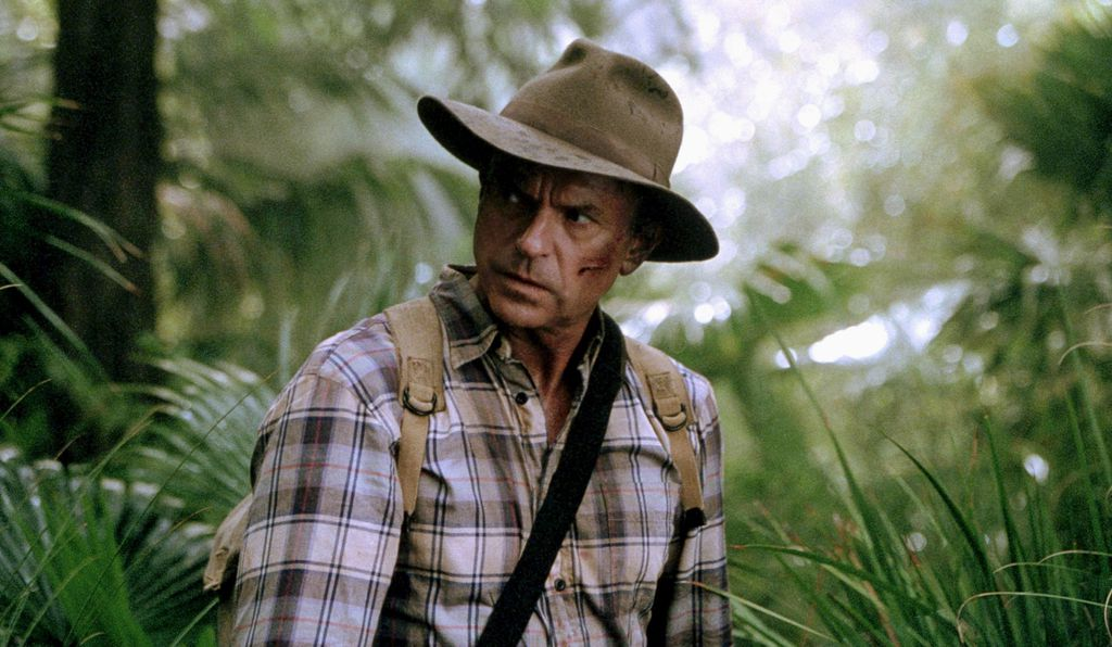 Why is Jurassic Park's Dr. Alan Grant the blueprint for almost all fossil-hunters on the big screen?