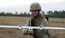 Remote controlled scout plane