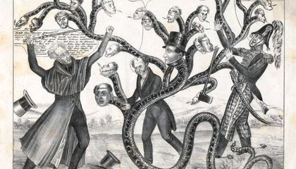 Conspiracy Theories Abounded In 19th Century American Politics History Smithsonian Magazine