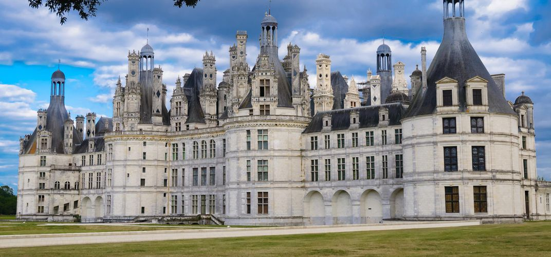Chateau de Chambord, Loire Valley