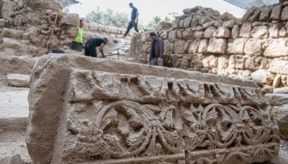 Researchers Unearth Ritual Bath Dated to Jesus's Time Near Garden of Gethsemane