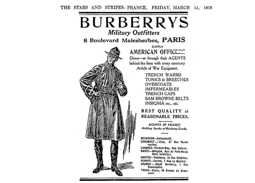 The Classy Rise of the Trench Coat | History