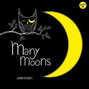 Preview thumbnail for 'Many Moons: Learn about the different phases of the moon