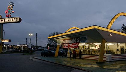 The Golden Arches of McModernism