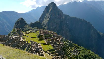 Machu Picchu Reopens for a Single Stranded Tourist
