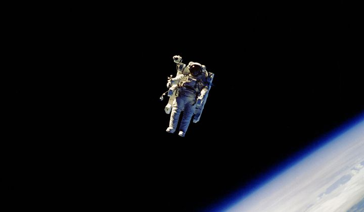 The Spacewalk From Hell