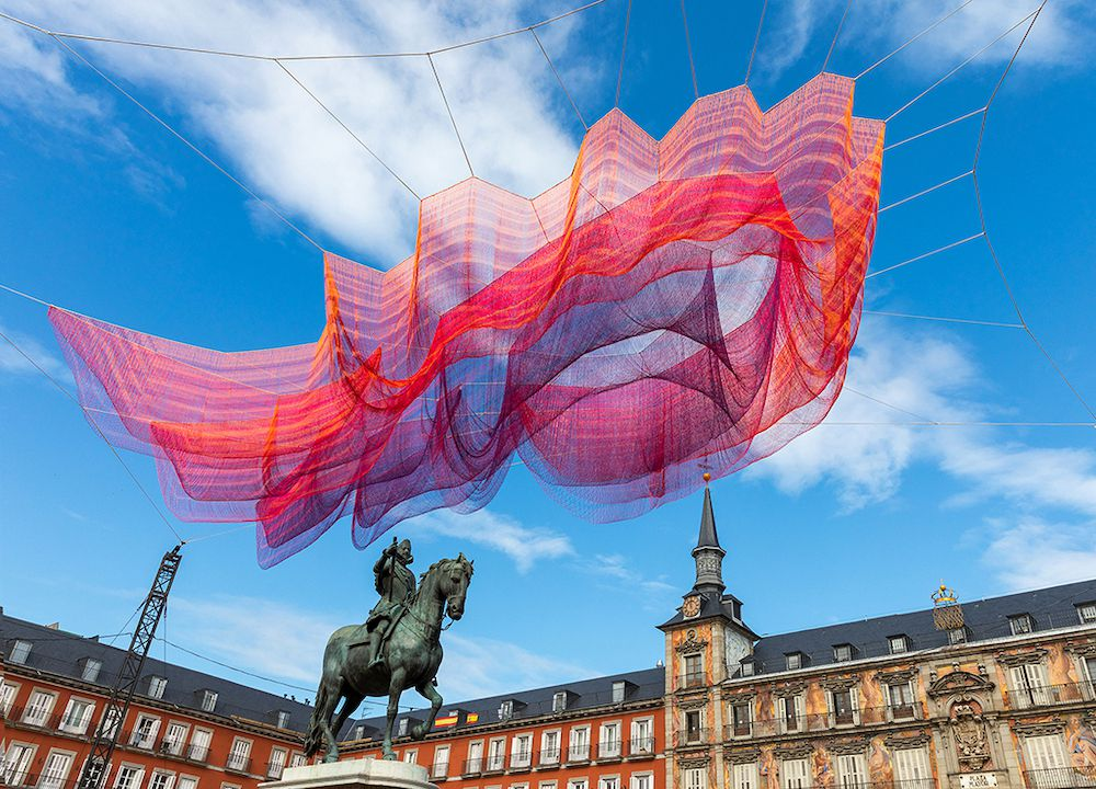The Must-See Outdoor Art Installations of 2020