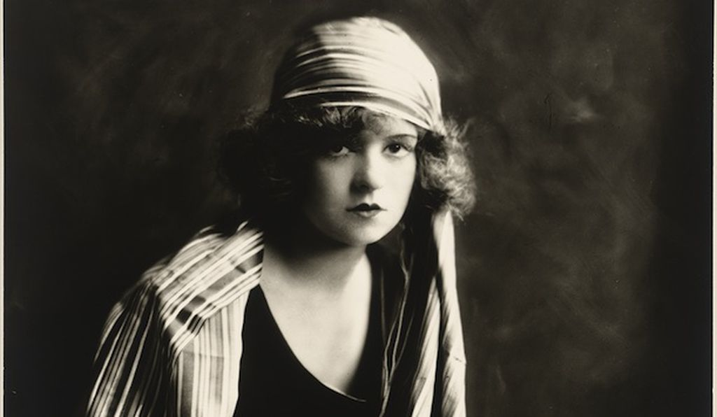 Clara Bow (1905-1965) by Alfred Cheney Johnston, c. 1927, NPG