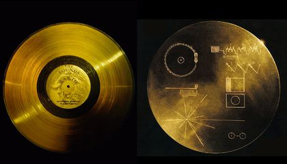 The Golden Record 2.0 Will Crowdsource A Selfie of Human Culture