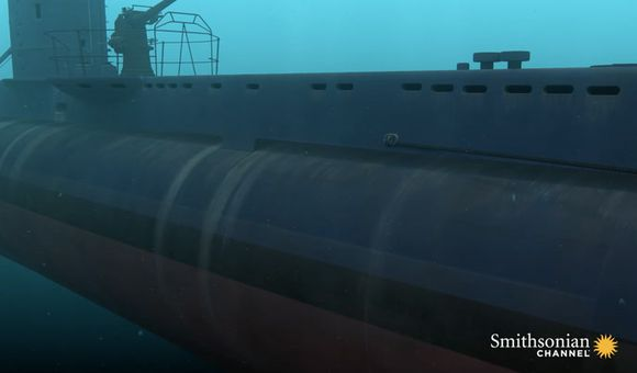 Preview thumbnail for video'A British Submarine in WWII Goes from Hunter to Hunted