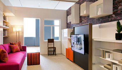 Micro Apartments Are the Future of Urban Living