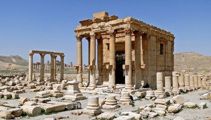 Ancient City of Palmyra, Gravely Damaged by ISIS, May Reopen Next Year