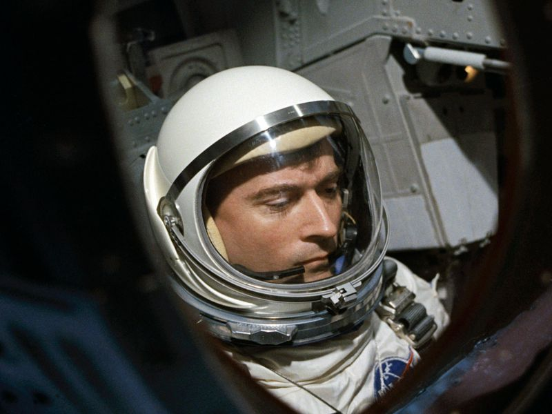 First shuttle commander United States astronaut John Young passes away at 87