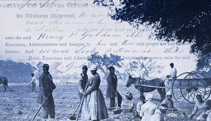 Who Were America's Enslaved? A New Database Humanizes the Names Behind the Numbers