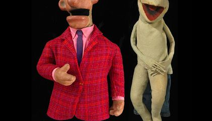 Why Puppets (and Puppeteers) Are Still Important