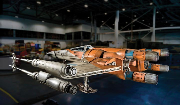 The Starfighter Will Soon Be a Museum Piece