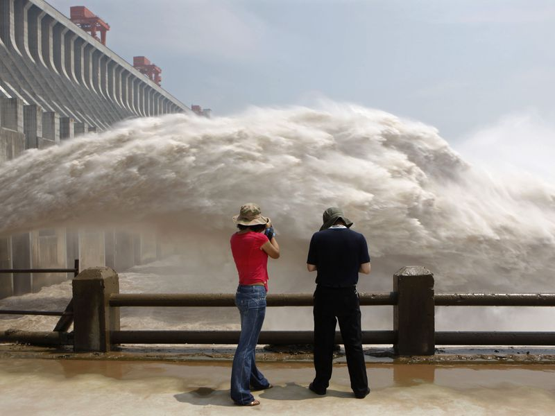 Three Gorges Discharge