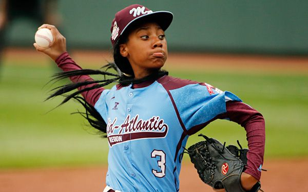Oh, boy! Girls rock Little League World Series