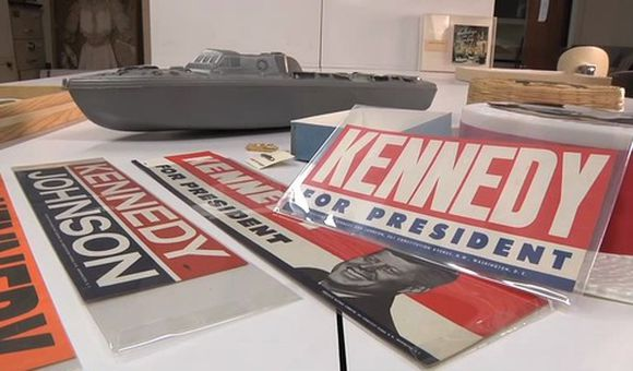 Preview thumbnail for video'Kennedy for President