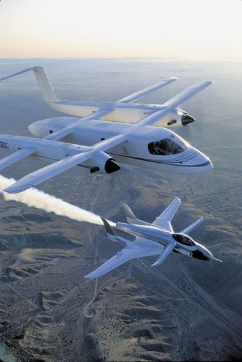 A retrospective of Burt Rutan's high-performance art | Flight Today
