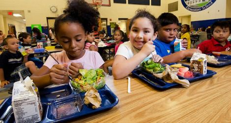 New school lunch programs are one of the ways people are trying to fight childhood obesity.