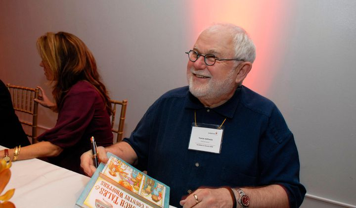 Tomie dePaola, Author and Illustrator, Dies at 85