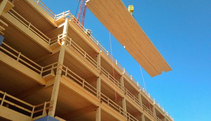 Is Timber the Future of Urban Construction?