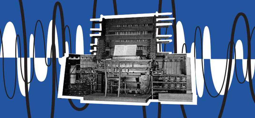 Caption: The Rise and Fall of the World's First Synthesizer