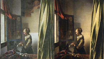 Restoration Reveals Long-Lost Cupid Painted Over After Vermeer's