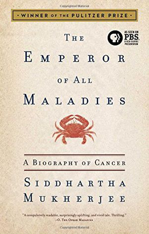 Preview thumbnail for video 'The Emperor of All Maladies: A Biography of Cancer
