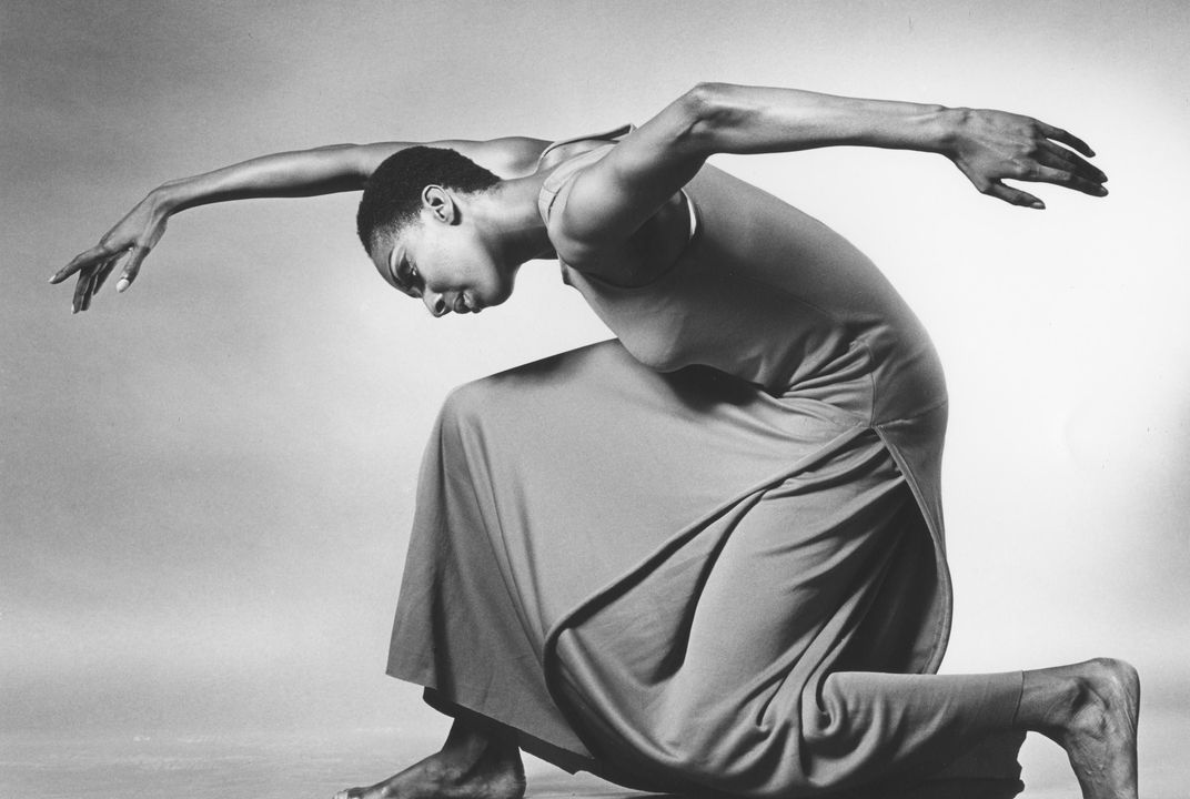 Trove of Stunning Dance Photography Now Online