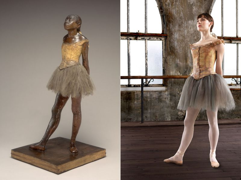 895cbced3 The True Story of the Little Ballerina Who Influenced Degas