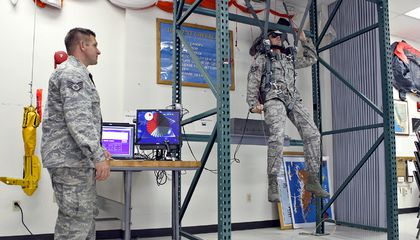 We Test-Drive the Country's Only Skydiving Simulator