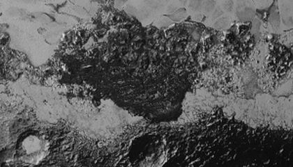 New Pictures of Pluto blog image