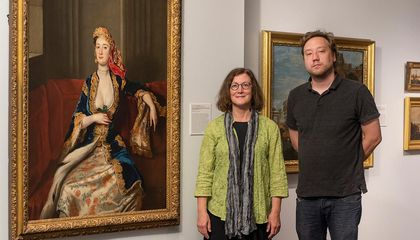 Have Researchers Unraveled the Six-Decade Mystery of a Kansas Museum Portrait?