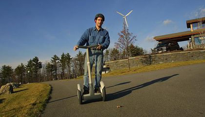 As Segway Retires, Its Inventor Gears Up to Grow Organs