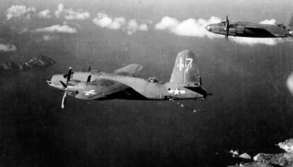 B-26 Marauders, A-26 Invaders