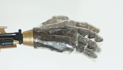 Artificial Skin Could Help Prosthesis Wearers Feel, For Real