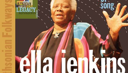 "Ella Jenkins Releases Her Latest Kid's Album, ""A Life in Song"""