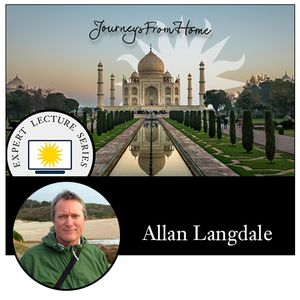 The Throne of Heaven: The Taj Mahal, Agra featuring Allan Langdale 