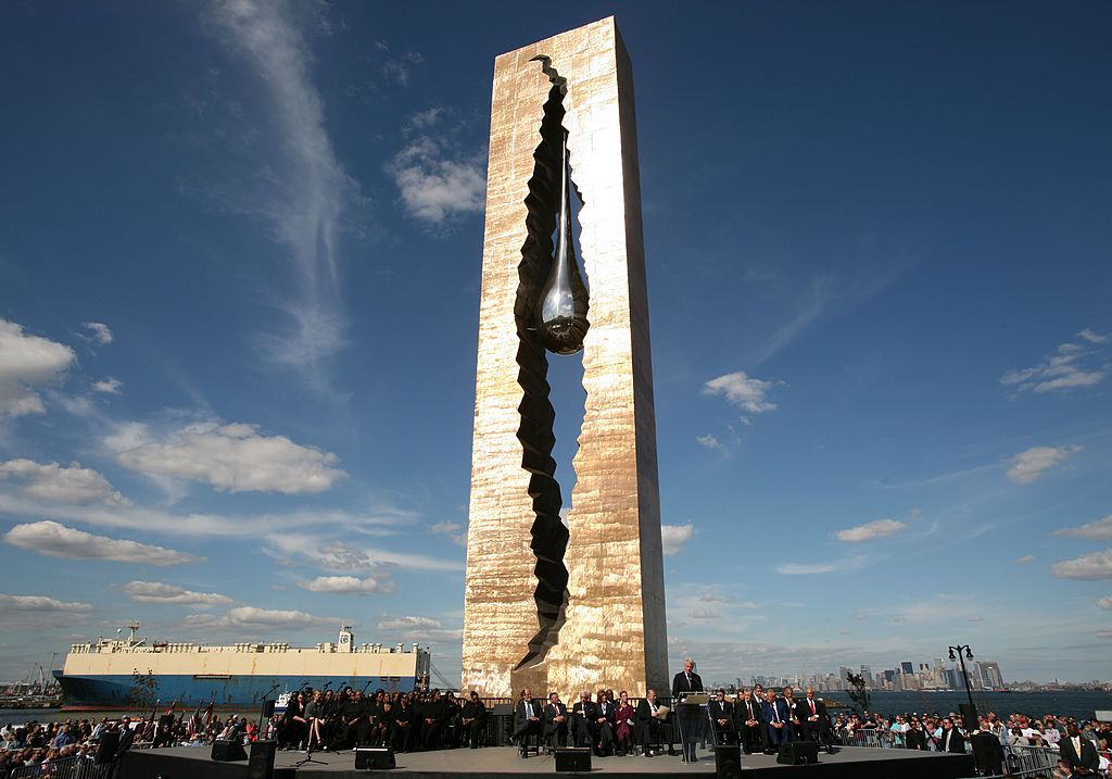 Monument To The Struggle Against World Terrorism
