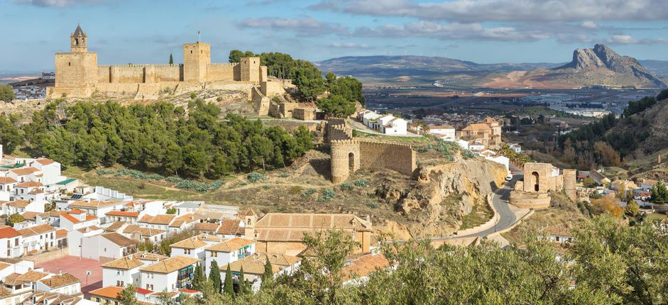 Spain's Andalusia <p>From your home base in the classic medieval town of Antequera, enjoy day trips to Seville, Cordoba, Ronda, and Granada—the gems of Andalusia and the heart of Spain's history, art, and culture. Settle in at the modern Parador de Antequera on this popular one-week Cultural Stay. </p>
