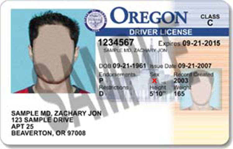 Becomes Issue Non-binary News Smithsonian Id First Smart To Gender Cards State Oregon
